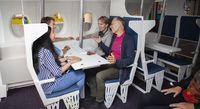 Inovasi Kabin Pesawat: Ada Kasur Bertingkat Kayak di Asrama
