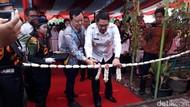Hore, Gedung Sekolah Darurat SDN Gentong di Pasuruan Diresmikan