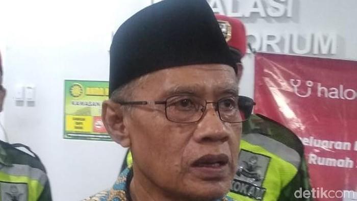Ketua Umum Muhammadiyah, Haedar Nashir