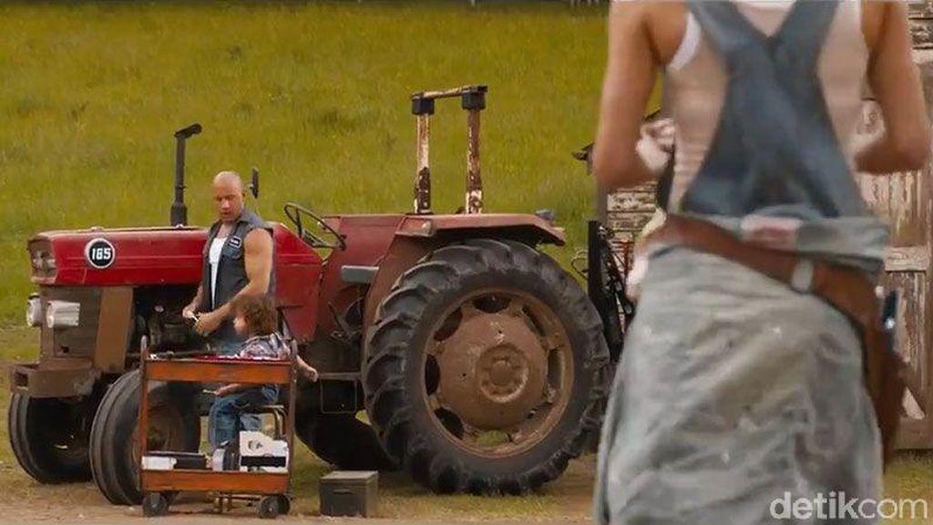 Yuk Tonton Teaser Fast and Furious 9, Ada Kebut-kebutan?