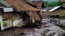 Banjir Bandang dari Lereng Gunung Raung Terjang Kecamatan Ijen