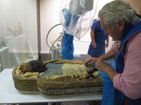 Mumi Berusia 2.600 Tahun Ini Dipastikan Korban Pembunuhan