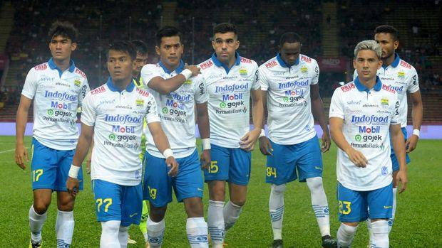 Persib Bandung akan menjalani laga uji coba melawan Barito Putera.