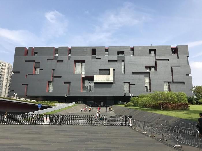 Museum Seni  Guangdong di Guangzhou