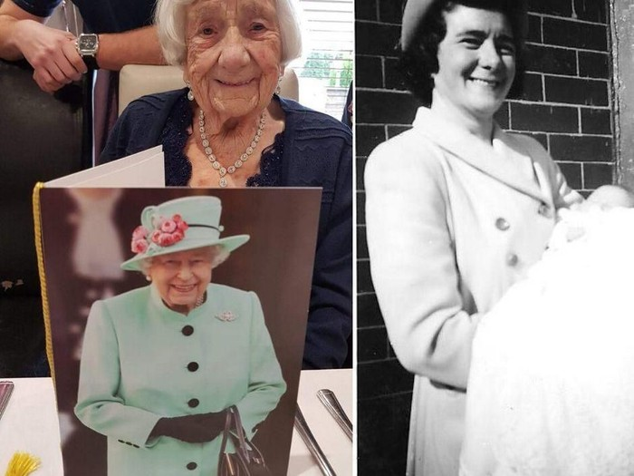 rahasia umur panjang nenek usia 105 tahun