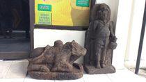 2 Arca Kuno Ditemukan Terpendam di Sleman, BPCB: Harusnya Ada 5