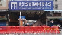Peneliti China Sebut Virus Corona Bukan Berasal dari Pasar Wuhan