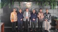 Kolaborasi Perlindungan Saksi Kasus Korupsi, KPK Sambangi LPSK