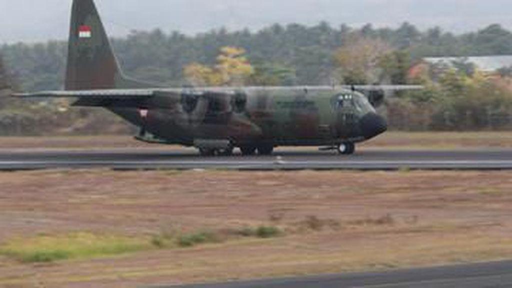 TNI AU Siagakan 3 Pesawat untuk Evakuasi WNI di Wuhan China