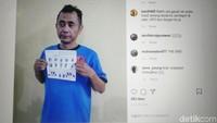 Tampang Raden Rangga Sunda Empire Berbaju Tahanan