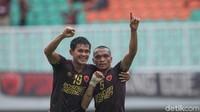 9 Pemain PSM Makassar Hajar Lalenok United