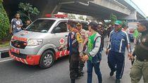 Pria yang Lompat dari Flyover Diponegoro Gagal Dicegah Anaknya