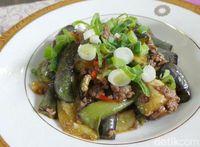 Masak Apa Hari Ini : Ayam Goreng Mentega dan Terung ala Szechuan