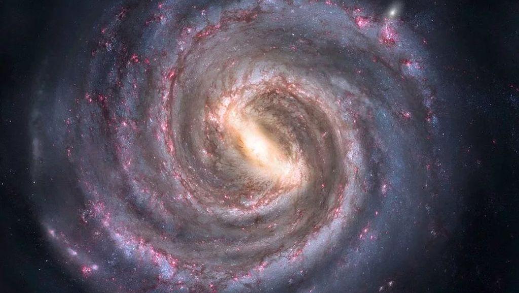 Galaksi Teraneh di Alam Semesta