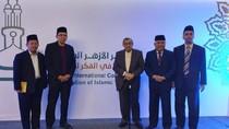 Prof Quraish Shihab Dapat Bintang Tanda Kehormatan dari Pemerintah Mesir