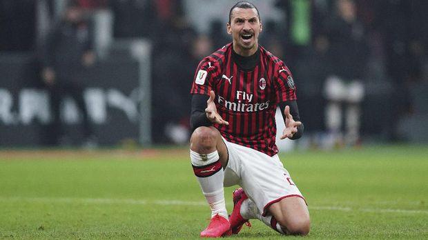 AC Milan vs Juventus, Momen Ronaldo Bungkam Ibrahimovic