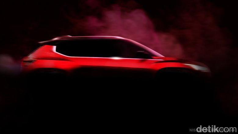 Secara mengejutkan Nissan bakal merilis sebuah SUV (Sport Utility Vehicle) terbaru. Panjangnya pun tergolong imut. Di bawah 4 meter. Foto mobil sudah mulai menggoda.
