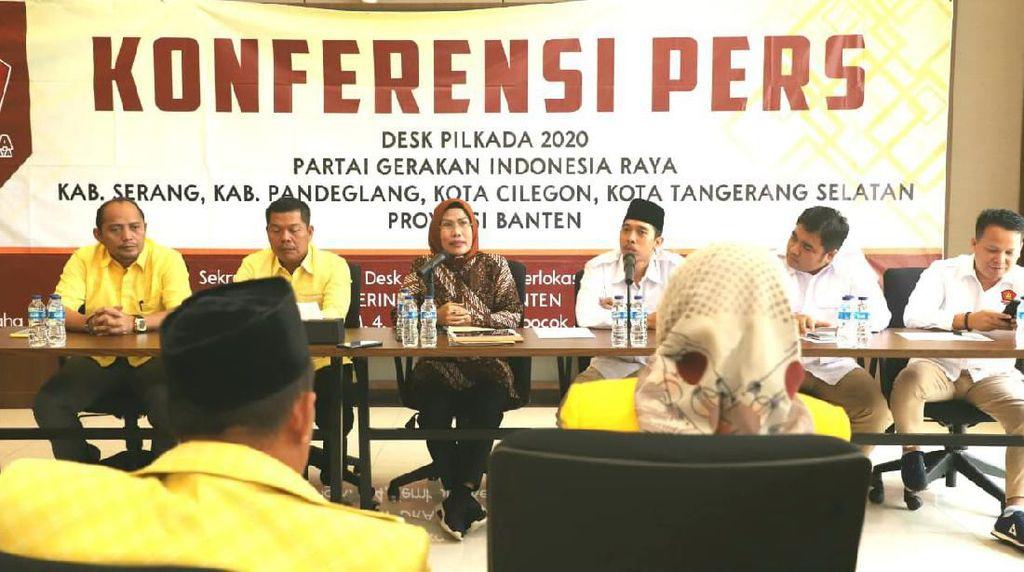 Ratu Tatu: Bersama Gerindra, Kami Yakin Tuntaskan Program Selanjutnya