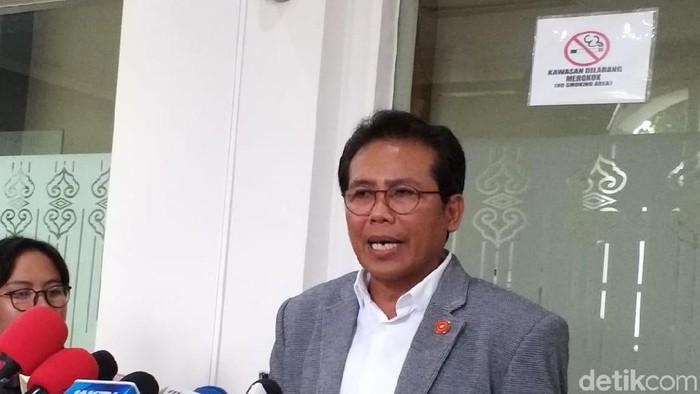 Juru Bicara Presiden Fadjroel Rachman