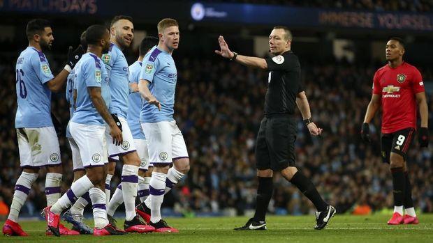 Hukuman Man City Bisa Merambat ke Liga Inggris