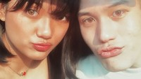 Marion Jola dan Julian Jacob sudah menjalin hubungan selama lebih dari satu tahun.Dok. Instagram/lalamarionmj