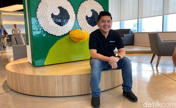 Herman Wijaya Vice President of Engineering Tokopedia