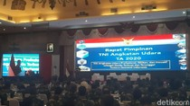 Format Baru, Rapim TNI AU Tahun 2020 Undang Narasumber Eksternal