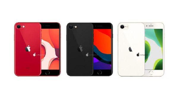Bocoran tampilan iPhone 9.