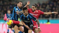 Hasil Coppa Italia: Inter ke Semifinal Usai Atasi Fiorentina