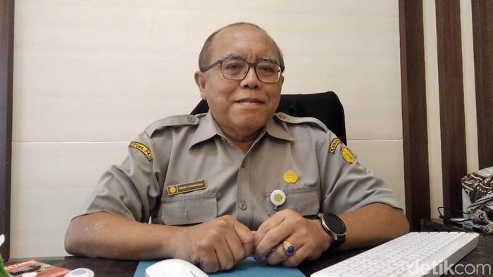 Kepala BBVet Wates, drh Bagoes Poermadjaja, Kamis (30/1/2020).