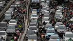 Begini Potret Jakarta Penyandang Kota Termacet ke-10 Dunia