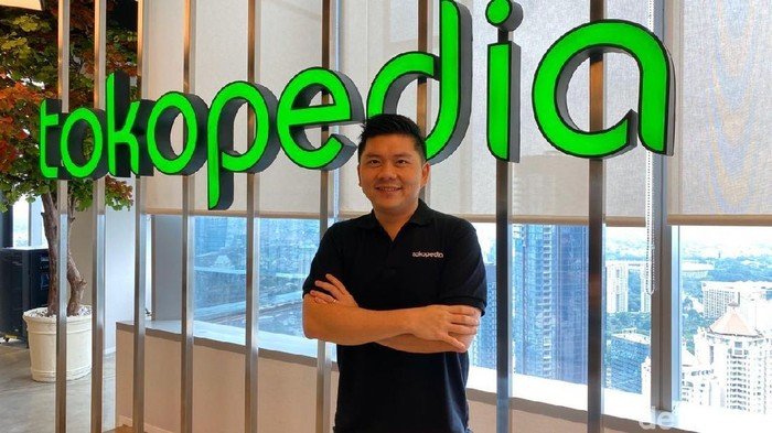 Herman Wijaya Vice President of Engineering Tokopedia
