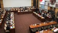 Rapat Komisi I-BIN Bahas Antisipasi Potensi Gelombang 2 Corona Digelar Tertutup