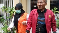 Penampilan Biduan Seks Gangbang Garut Saat Sidang