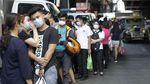 Seorang Wanita di Filipina Positif Virus Corona