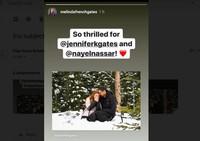 Jennifer Gates tunangan