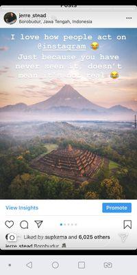 Terpopuler Sepekan: Heboh 'Gunung Lancip' Borobudur
