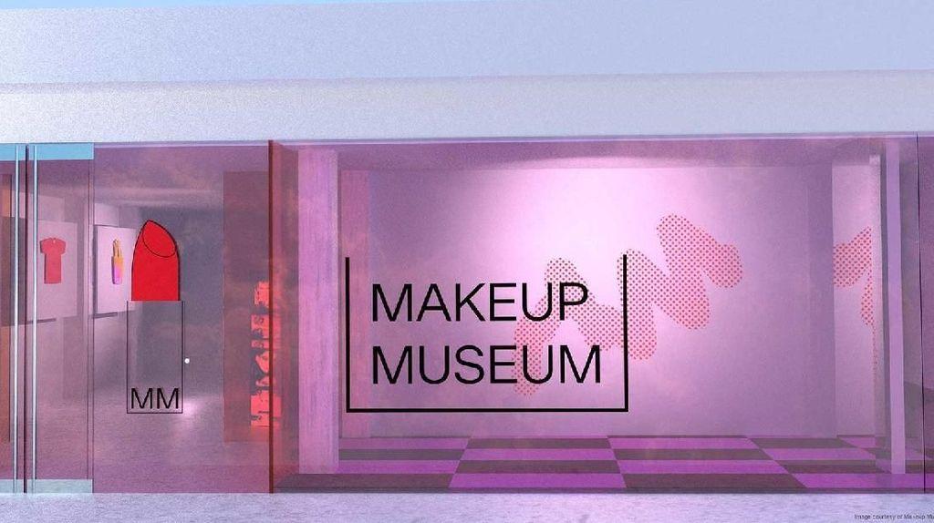Unik, Museum Ini Akan Tampilkan Sejarah Makeup Tahun 50-an