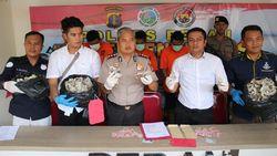 Polisi Tangkap 3 Spesialis Pencuri Sarang Walet Senilai Rp 100 Juta di Berau