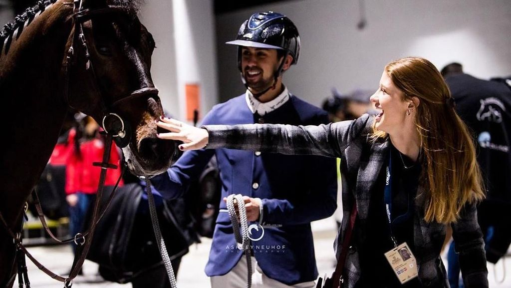 Sosok Nayel Nassar, Atlet Berkuda yang Berani Lamar Putri Bill Gates