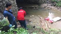 Penampakan Bocah yang Tewas di Bawah Jembatan Mojokerto