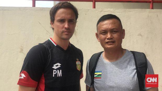Bhayangkara FC merekrut pemain sesuai kebutuhan pelatih Paul Munster.