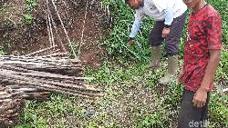 ABG Berlumuran Darah di Perkebunan Tomat Cimahi, Keluarga Tahu dari Medsos
