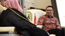 Bertemu Dubes Arab Saudi, Ridwan Kamil Tawarkan Investasi Rp 800 T