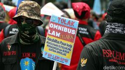 Tolak Omnibus Law, 5 Juta Buruh Mau Mogok Nasional 3 Hari