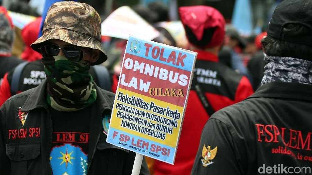 May Day Tanpa Demo, Ini Tuntutan Buruh