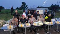 Polisi Gagalkan Peredaran 288 Kg Sabu di Tangerang, 3 Kurir Ditembak Mati