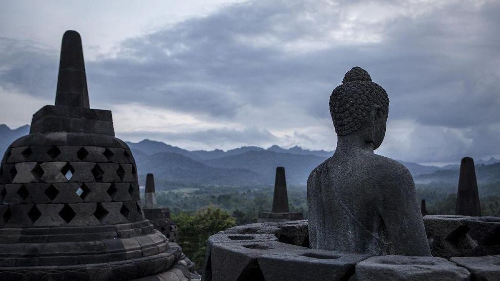 Kritik Jumlah Turis Borobudur, Anggota DPR: Angkor Wat 10 Kali Lipat