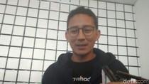 Bicara Tips Bertahan di Tengah Pandemi, Sandiaga: Beli Produk Lokal!