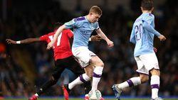 Hasil Piala Liga Inggris: City Melaju ke Babak Final